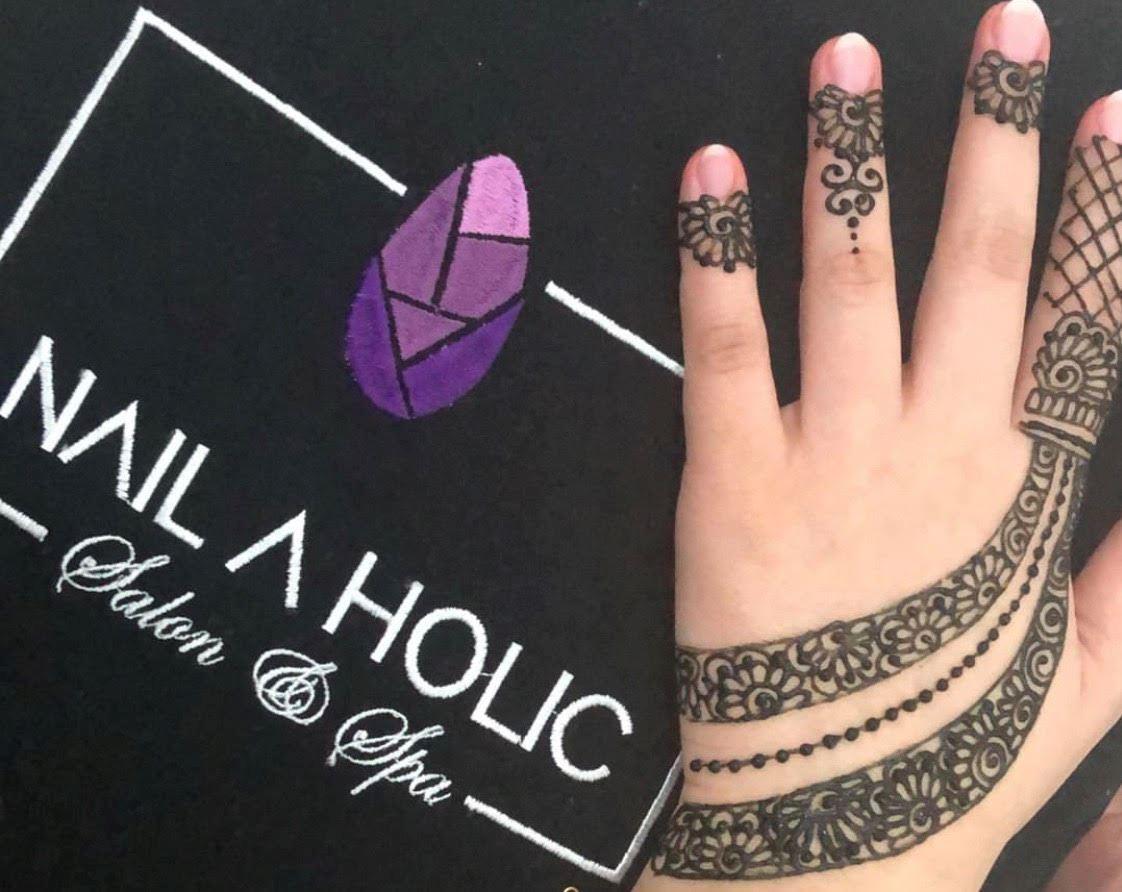 Henna نقش حنه
