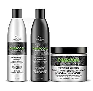 Charcoal Treatment