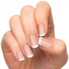 French Tip Polish
